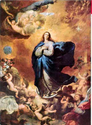 Offerta della giornata a Maria