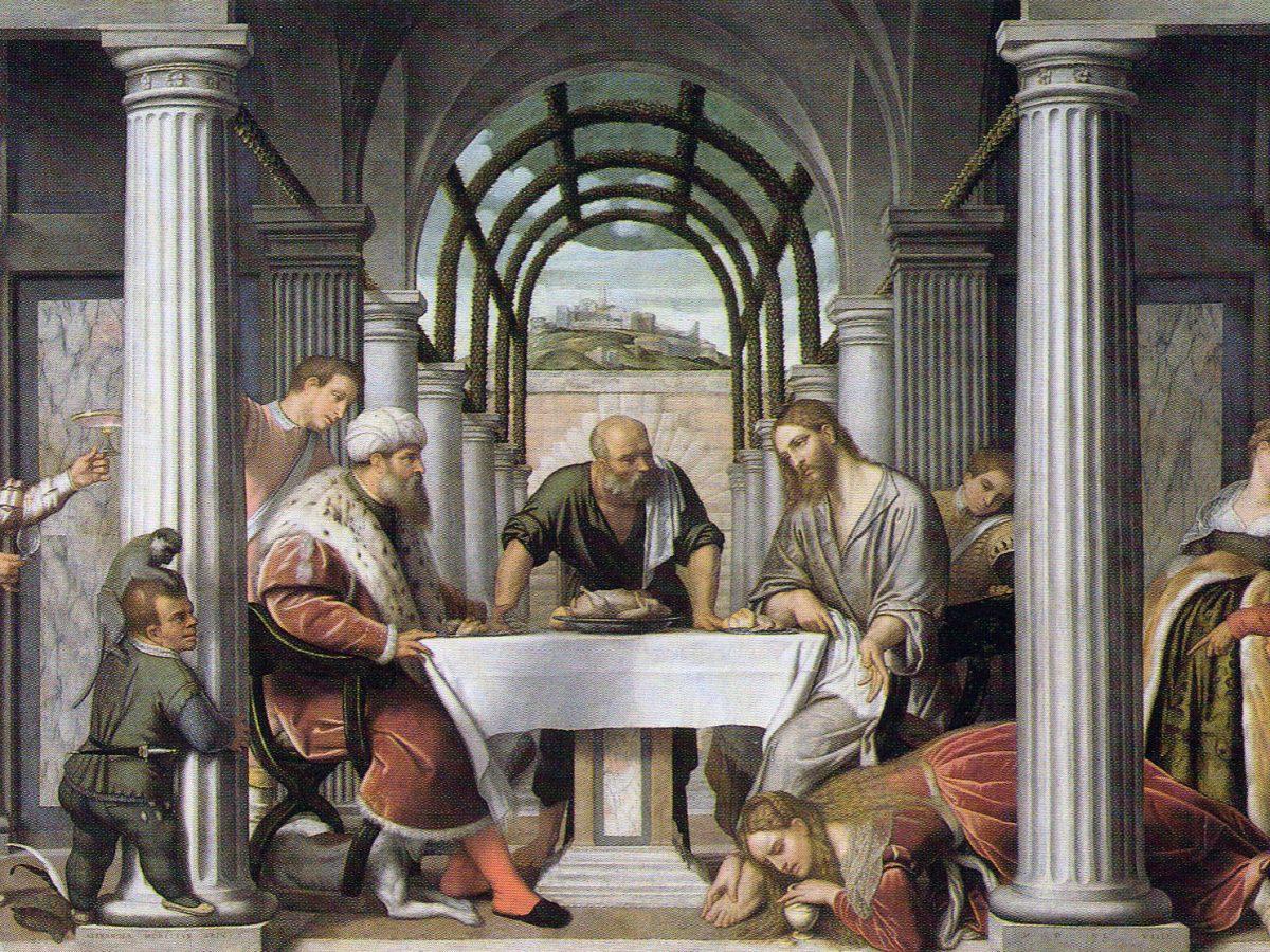 Preghiera per la benedizione della casa, da un antico testo del sec. XVI.