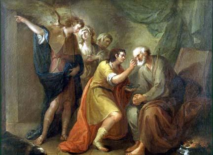 Preghiera all'arcangelo San Raffaele per la guarigione da una malattia