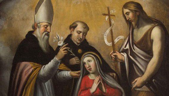 Preghiera a Santa Rita da Cascia per una causa impossibile