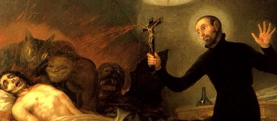 Preghiera per scacciare gli spiriti cattivi da casa