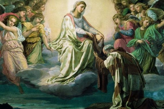 Preghiera miracolosa alla Madonna