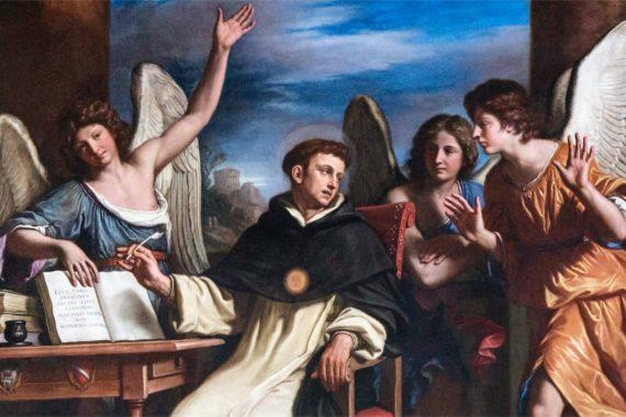 Preghiera di San Tommaso d'Aquino