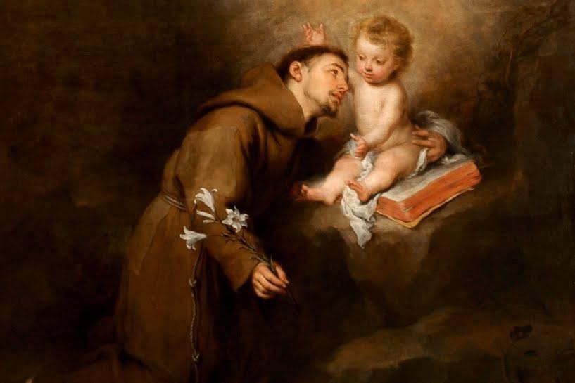 Sant'Antonio da Padova: per una grazia speciale