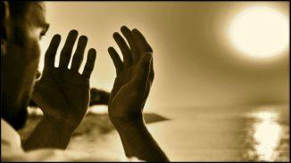 L'invocazione a Dio