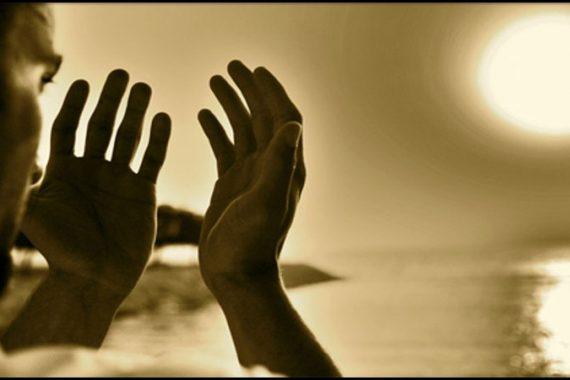 L'ardente invocazione a Dio (il trionfo dell'anima )