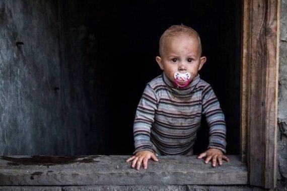 Preghiera per tutti i bambini colpiti dalla guerra