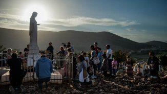 Preghiera dettata dalla Madonna a Medjugorje