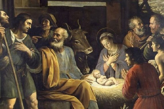 Preghiera della notte di Natale