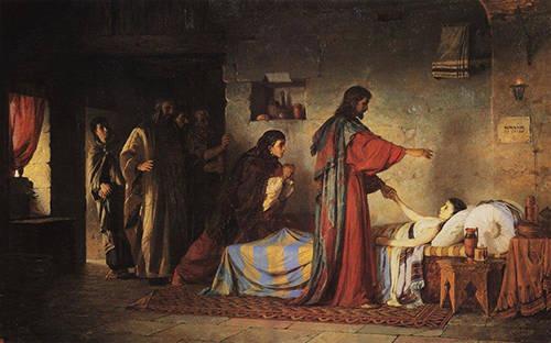 Preghiera intensa di guarigione